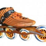 נעל רולר בליידס המיועדת להחלקה מהירה
