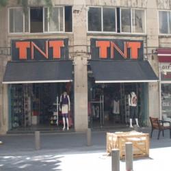 TNT מרכז ירושלים