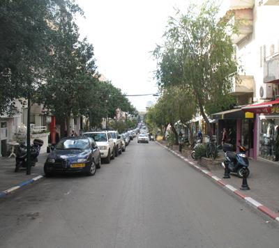רחוב שינקין