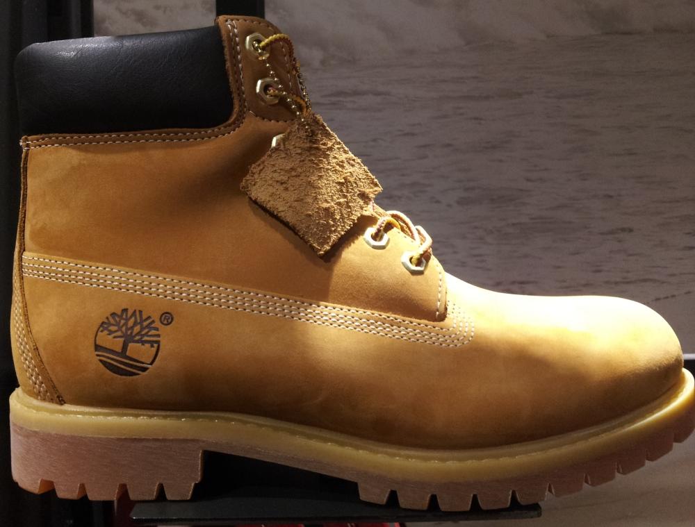 הנעליים הקלאסיות של טימברלנד