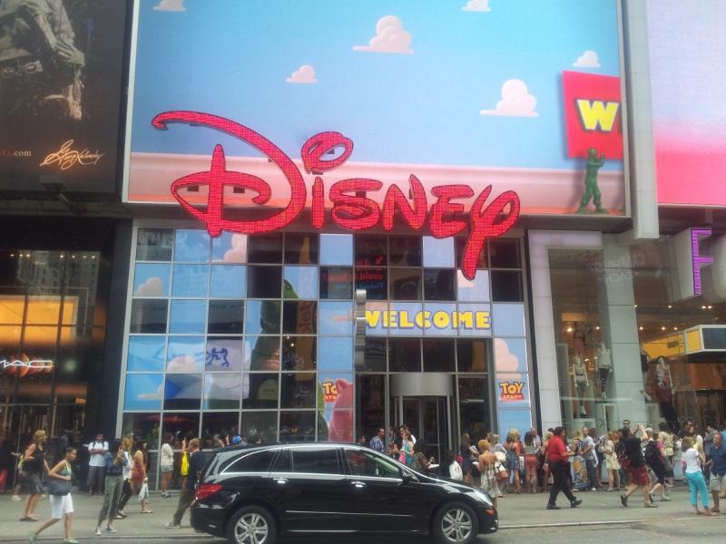חנות דיסני בניו יורק