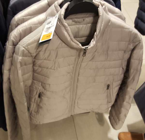 מעיל 40$ (במסוף עונה במקום 80$) בננה ריפבליק