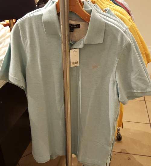 חולצת פולו 40$ בננה ריפבליק
