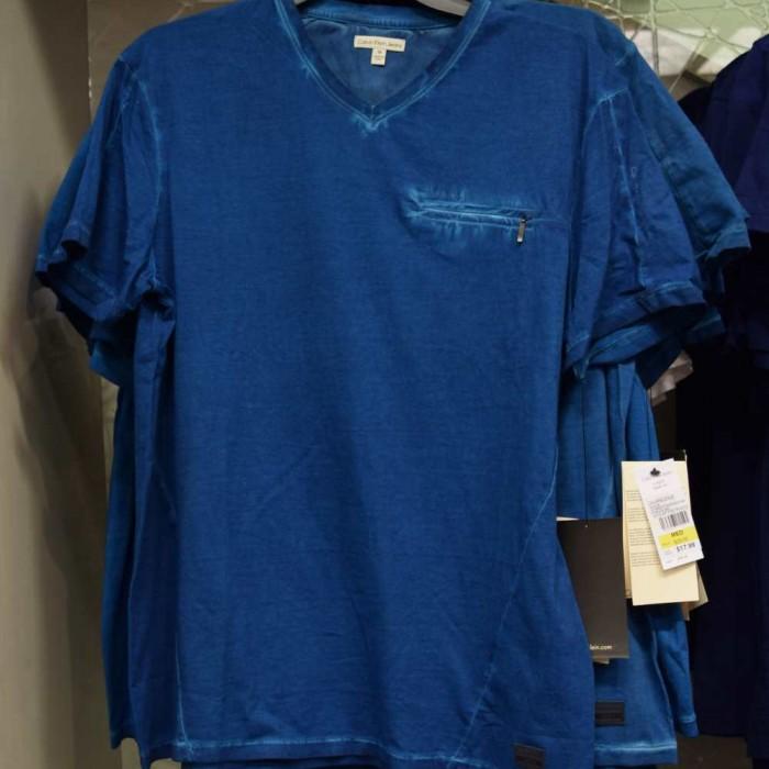 17$ במקום 30$ קלווין קליין בסנצ'רי 21 קניות בניו יורק גברים חולצות