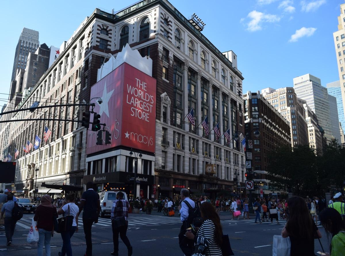 מייסיס Macy's ניו יורק