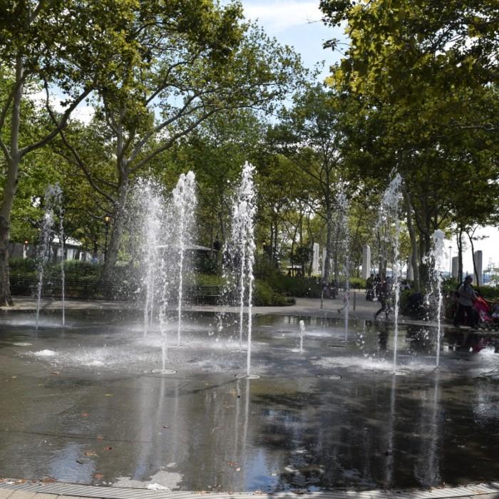 באטרי פארק ניו יורק