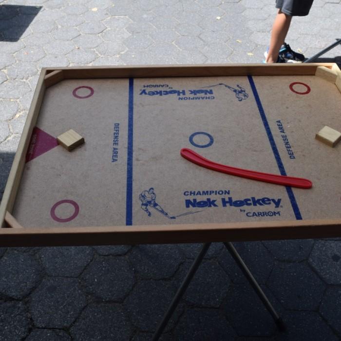 משחקים שונים באטרי פארק ניו יורק
