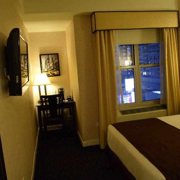 החדר מלון אדיסון ניו יורק