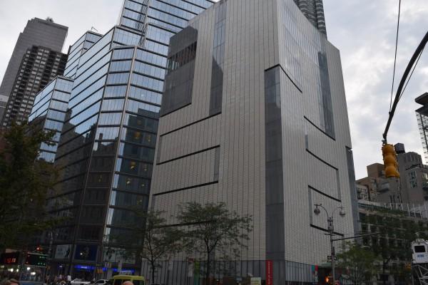 מוזיאון האומנות והעיצוב ניו יורק