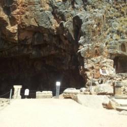 מערת הבניאס - מקדש האל פאן