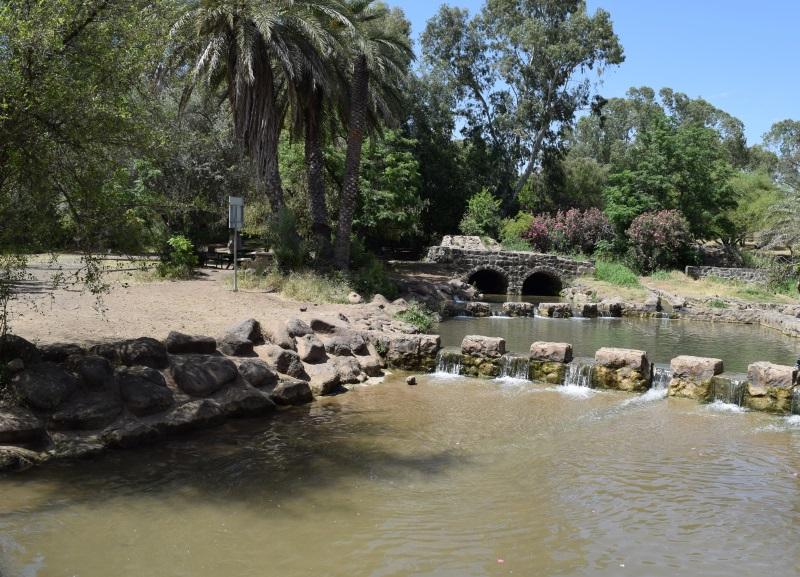מסלולי מים פארק הירדן