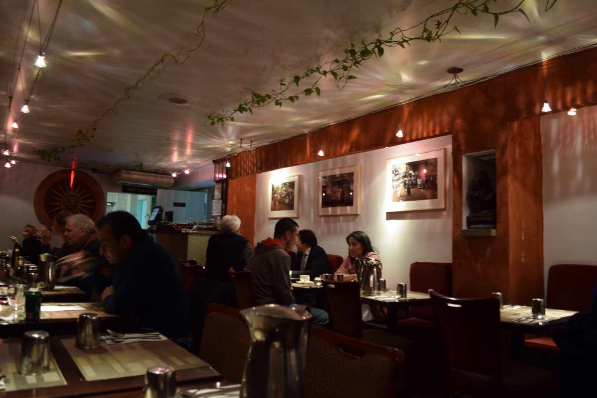 מסעדת Pongal ניו יורק