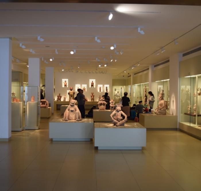 ארכיאולוגיה מאמריקה מוזיאון ישראל