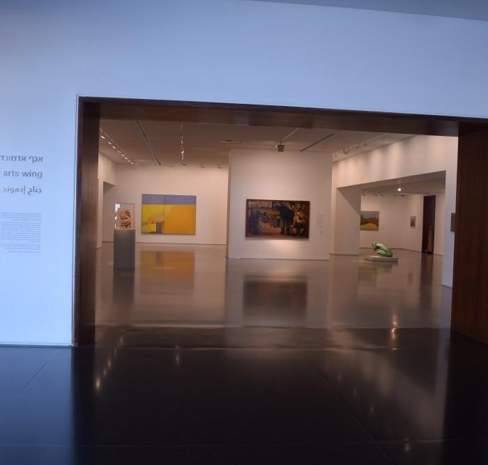 אומנות מוזיאון ישראל