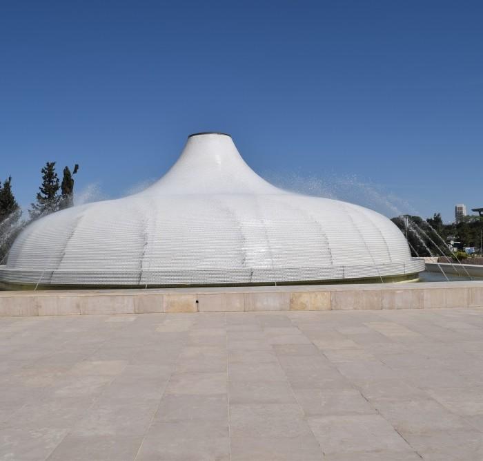 המגילות הגנוזות ממוקמות מתחת למבנה - באחד המבנים היפים בישראל מוזיאון ישראל