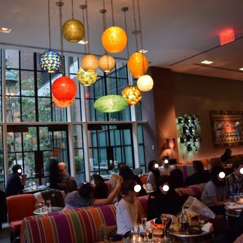 בר המלון מלון רחוב קרוסבי ניו יורק
