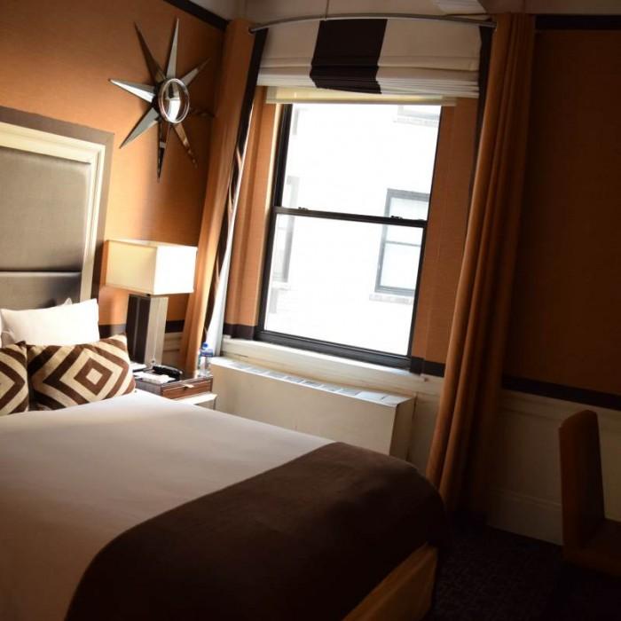 החדר מלון אמפייר ניו יורק