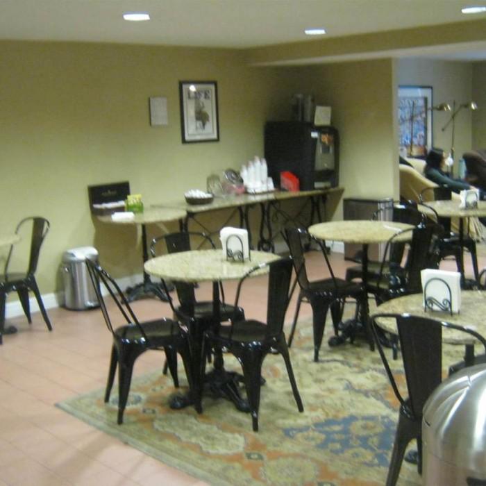 חדר האוכל מלון הראלד סקוור ניו יורק