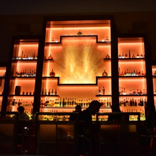 הבר במלון הארבע העונות מנהטן ניו יורק