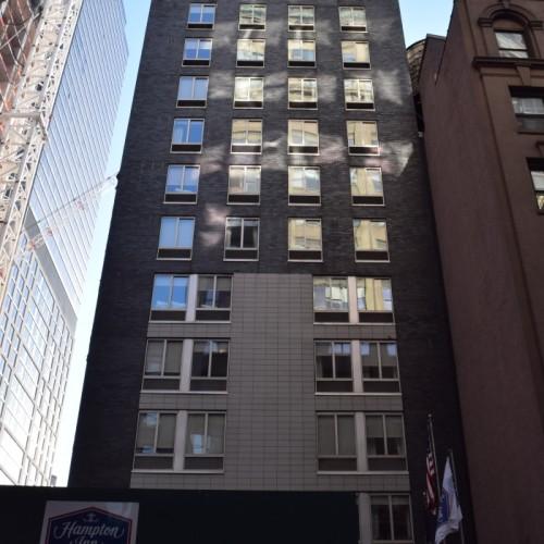 מלון האמפטון אין מדיסון סקוור גארדן ניו יורק