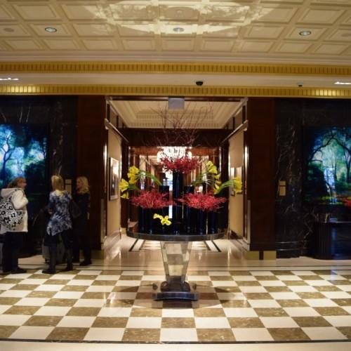 הכניסה JW Marriott Essex House