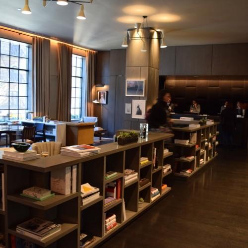 קבלה מלון סיקסטי סוהו ניו יורק