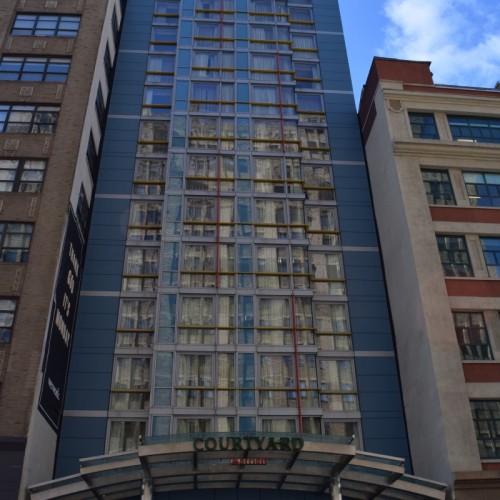 מלון קורטיארד סוהו ניו יורק