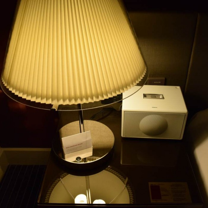 תחנת עגינה לאייפון מלון גראנד הייאט ניו יורק
