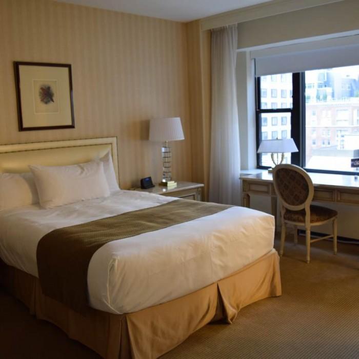 חדר גדול ויפה מלון פארק ליין ניו יורק