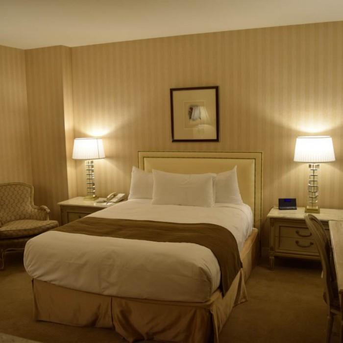 החדר מלון פארק ליין ניו יורק