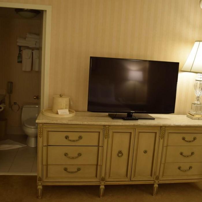טלוויזיה מלון פארק ליין ניו יורק