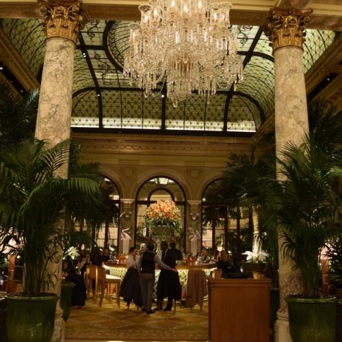 המסעדה של מלון פלאזה ניו יורק