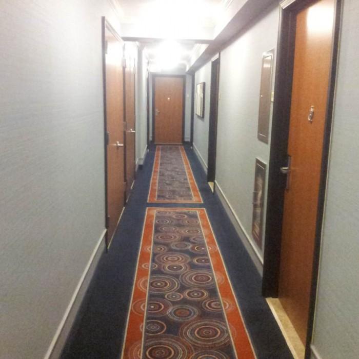 מסדרון המלון מלון רזידנס אין טיימס סקוור