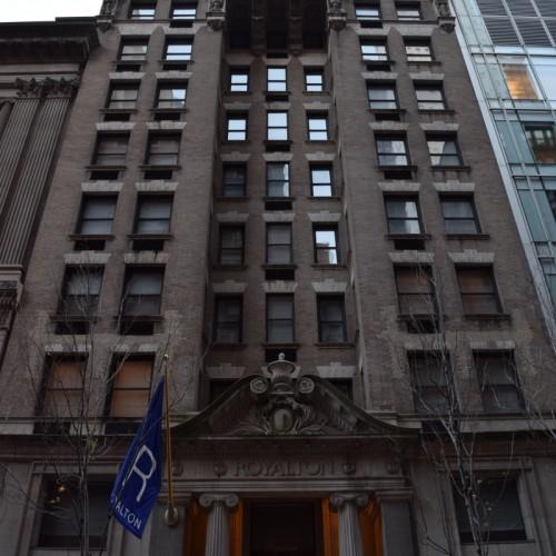 מלון רויאלטון ניו יורק