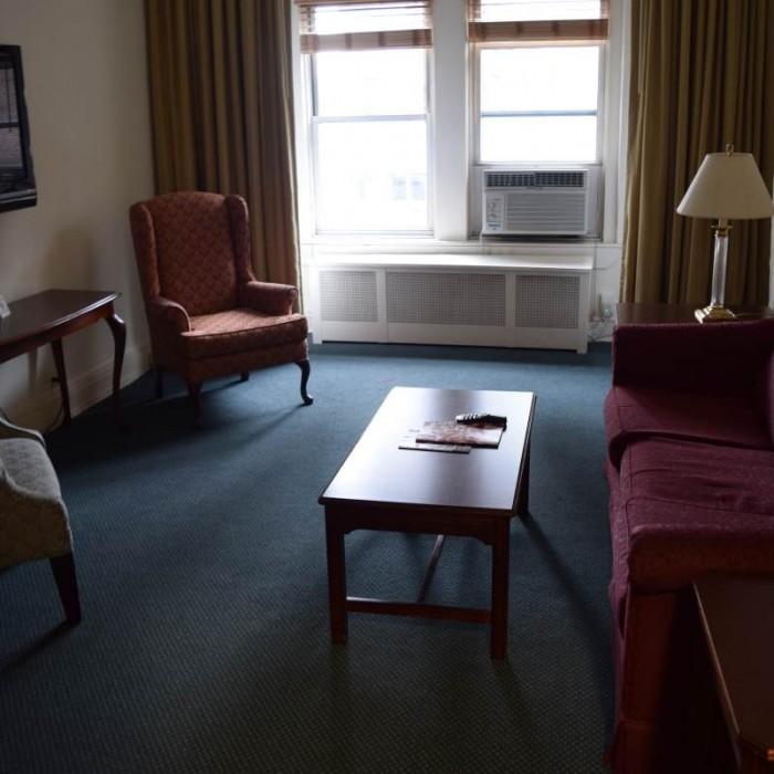 החדר הנוסף מלון סליסבורי ניו יורק