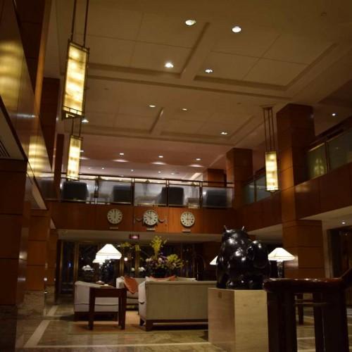 לובי מלון הקיטאנו