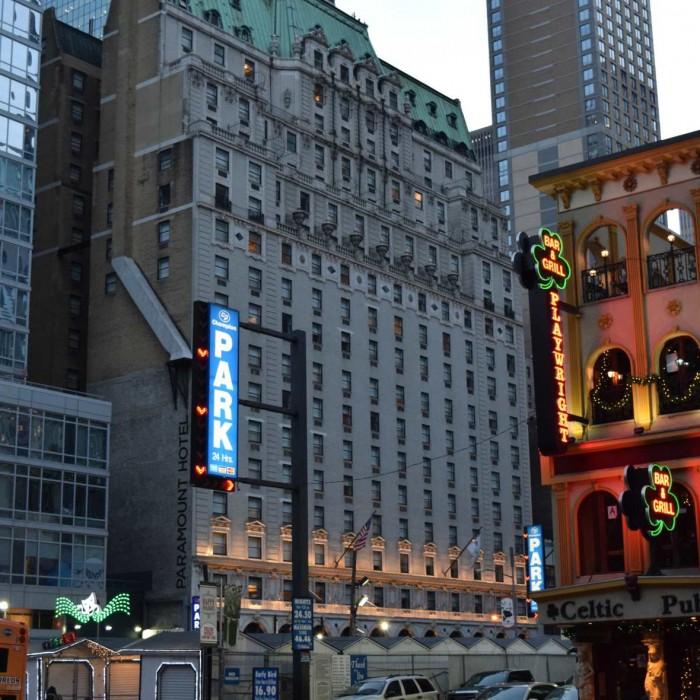 מלון פרמונט ניו יורק