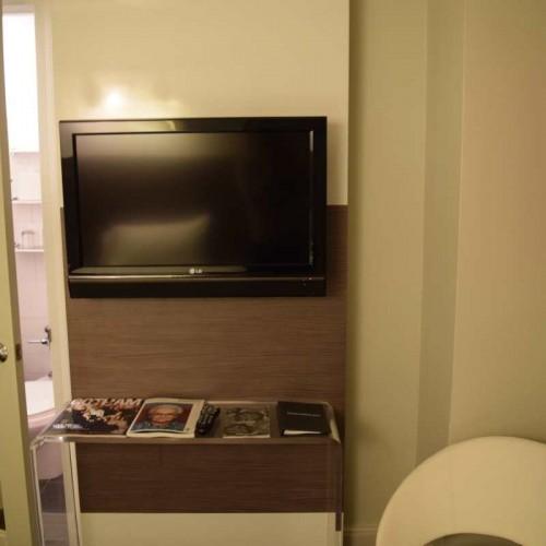 טלוויזיה וריהוט מלון פרמונט ניו יורק
