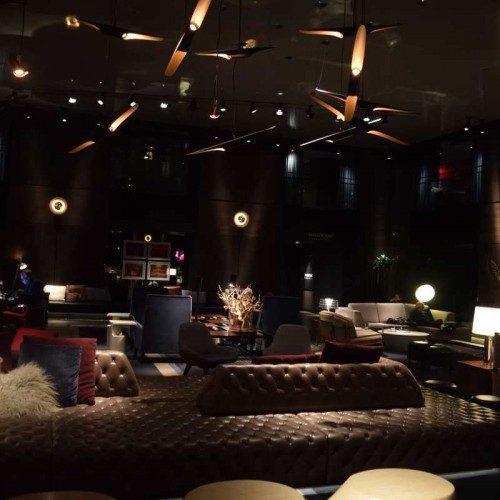 הלובי מלון פרמונט ניו יורק