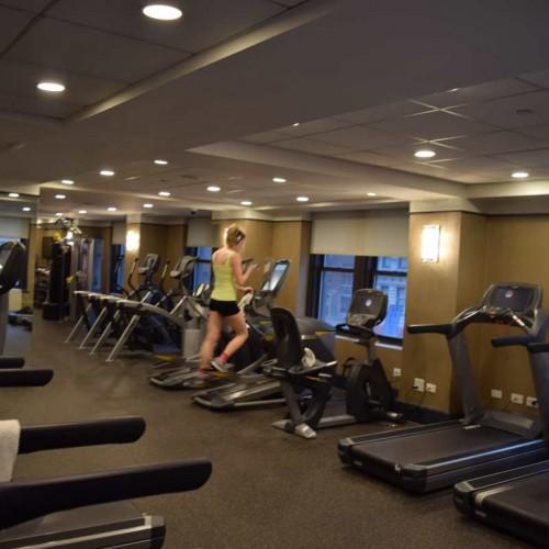חדר כושר מלון פארק סנטרל ניו יורק