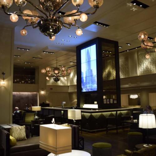 הלובי מלון פארק סנטרל ניו יורק