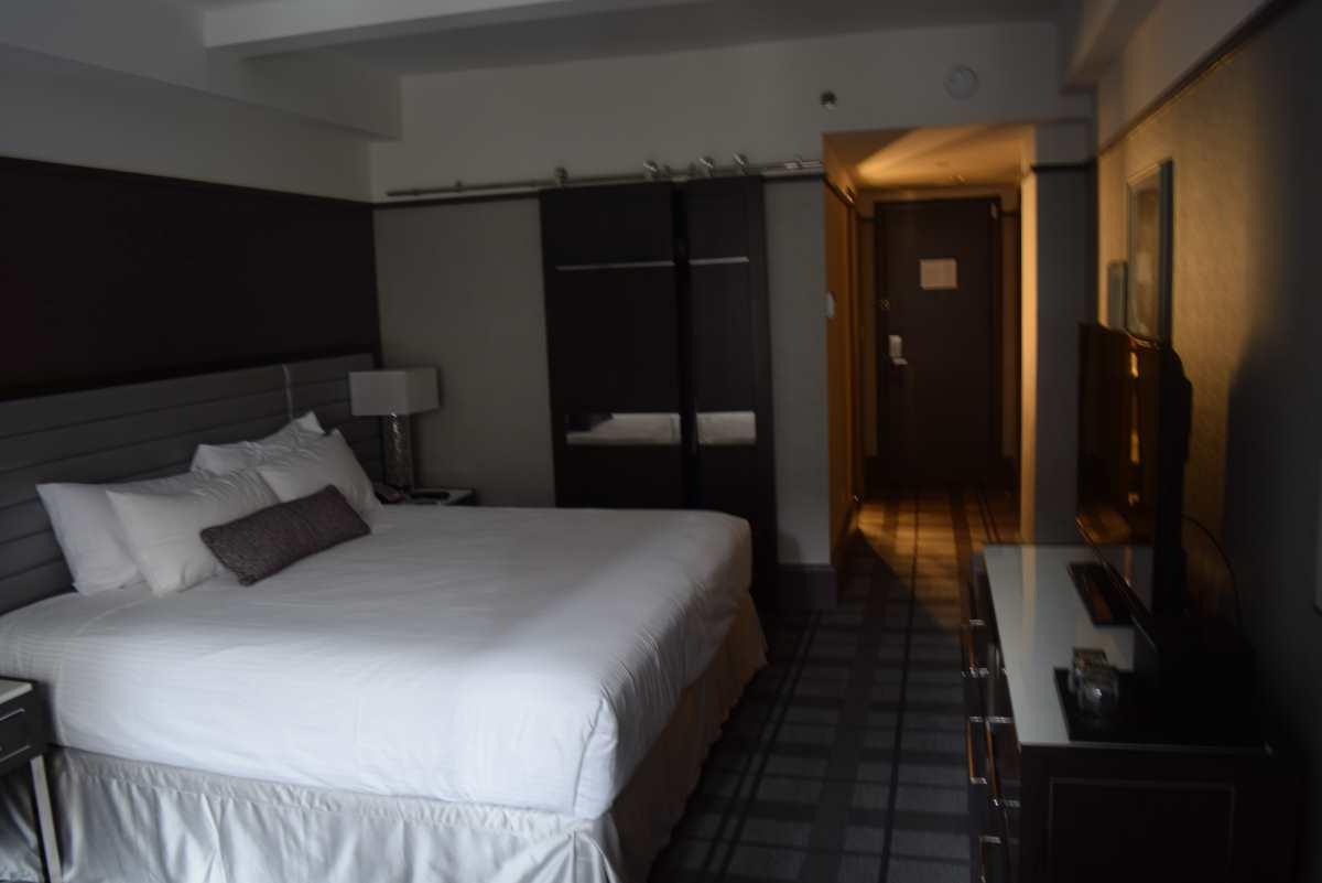 החדר מלון פארק סנטרל ניו יורק