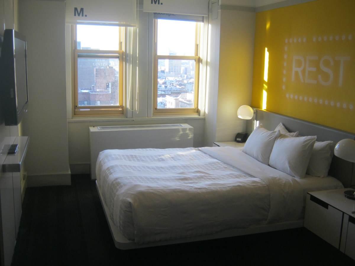 החדר מלון ROW ניו יורק