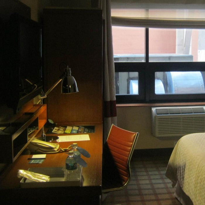 הריהוט מלון שרתון פור פויינטס טימס סקוור ניו יורק