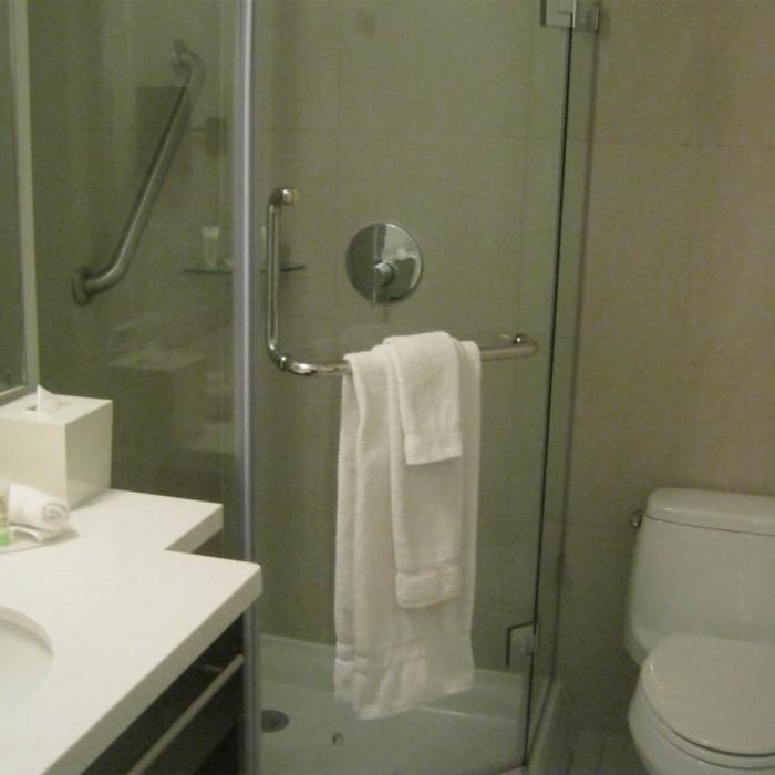 המקלחת מלון סטייברידג' ניו יורק