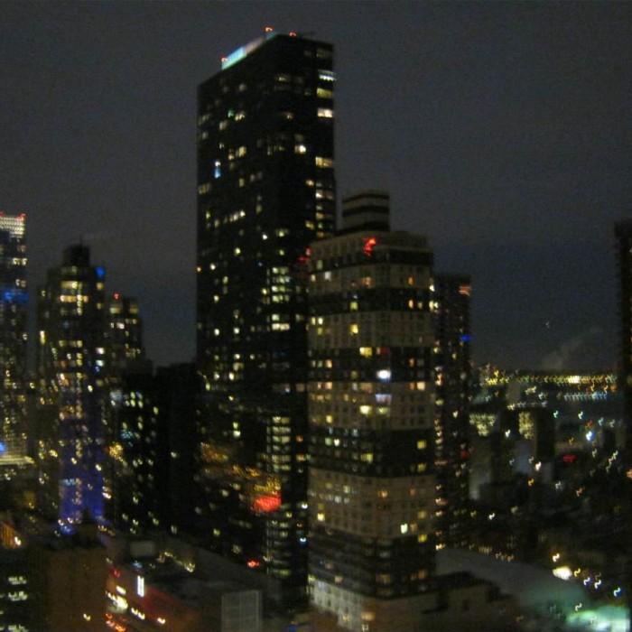 הנוף מהחדר מלון סטייברידג' ניו יורק