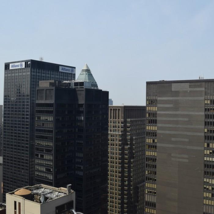 הנוף מלון לונדון ניו יורק