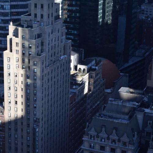 מלון וולינגטון במבט מלמעלה