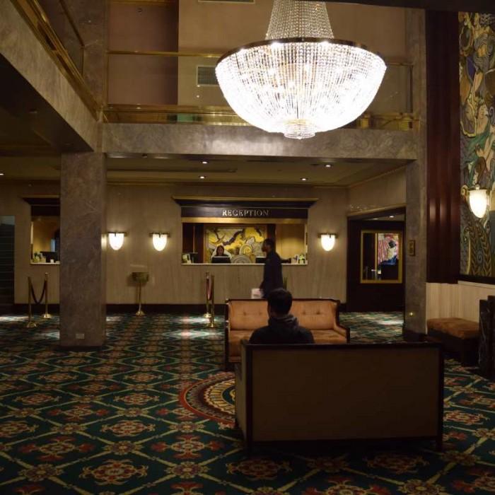 הקבלה מלון וולינגטון ניו יורק