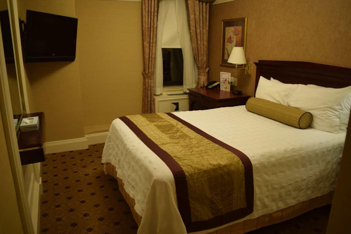 החדר מלון וולינגטון ניו יורק